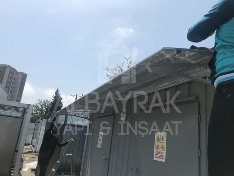 albayrak029 - Sundurma İmalat Fabrikası