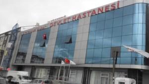 Lütfiye Nuri Burat Devlet Hastanesi'ne Nasıl Gidilir
