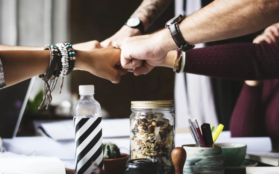 When we stand together: How to build a Dream Team for your Business
