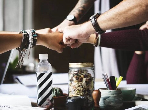 how to build a team for business