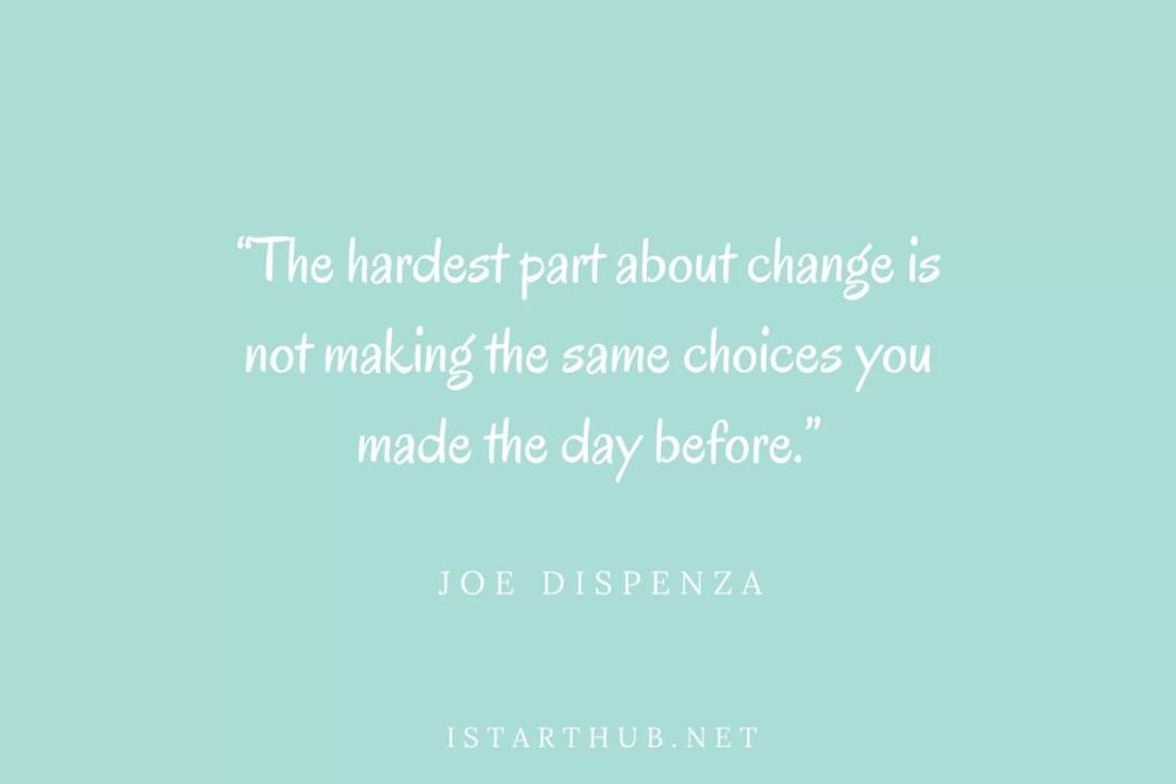 Best Joe Dispenza motivational quote