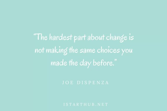 Best Joe Dispenza motivational quote