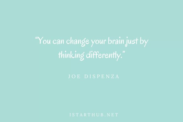 Joe Dispenza motivational quote
