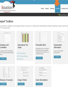 also report tool box for instructional tier charts  station data reporting rh istationhisd weebly