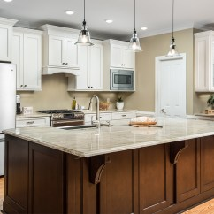 Espresso Shaker Kitchen Cabinets Remodeling Chicago Gallery | In Stock Today