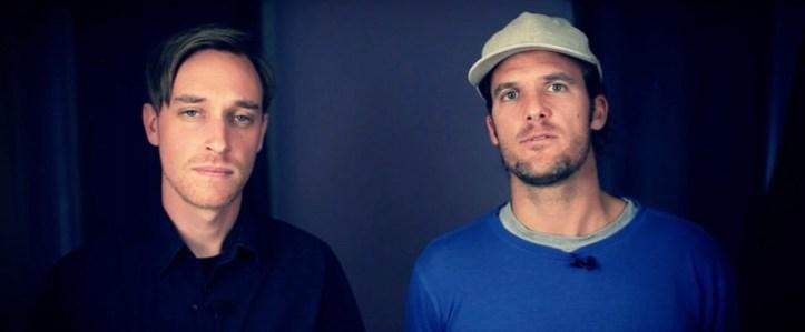 Keegan Kuhn und Kip Andersen. Foto: polyband