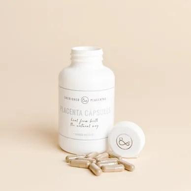 Placenta Capsules | Placenta Pills | Cherished Placentas Ltd