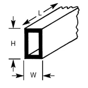 RTFS-8, plastruct, building, supplies, scale, tube