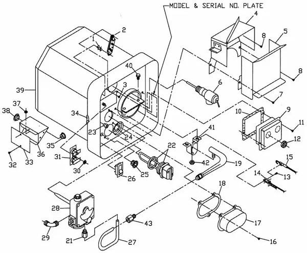 Wiring Diagram Suburban Water Heater 520569 Pilot