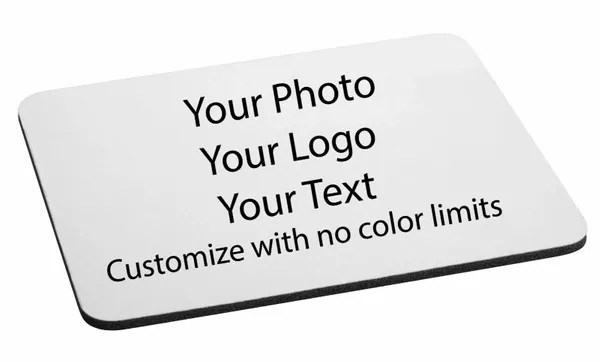 custom personalized mouse pad