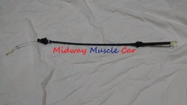 accelerator throttle cable 75-79 Pontiac Firebird Trans Am