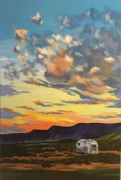 ana reservoir with airstream