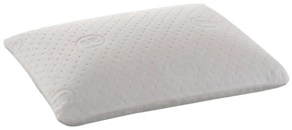 serta duocore 2 in 1 memory foam pillow