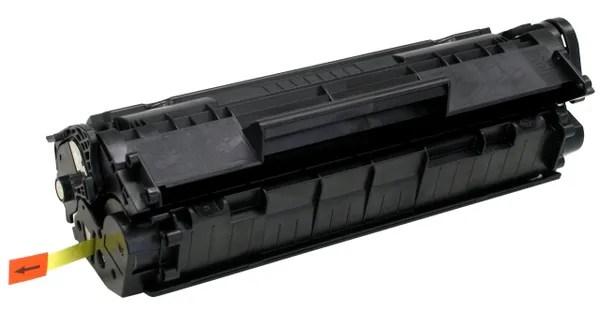 Dubaria 12a Compatible For Hp 12a Q2612a Toner Cartridge