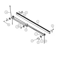 SHORESTATION LIFT TUBE SS26/36 SSV30/40 REPAIR SS (71787