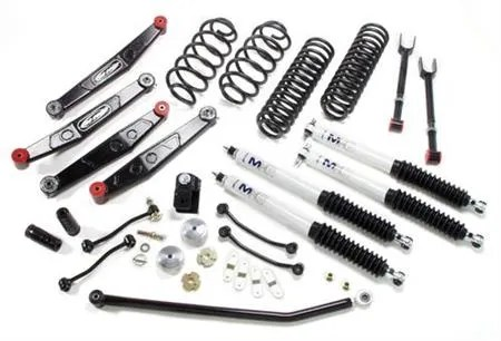 ProComp 4 Inch Stage II Lift Kit with ES9000 Shocks 2007