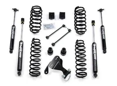 TeraFlex 2.5 inch Lift Kit with Shocks 2007-2018 Jeep JK