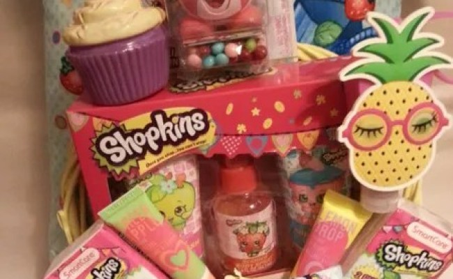 Shopkins Gift Basket Dylan S Unique Gifts Weddings