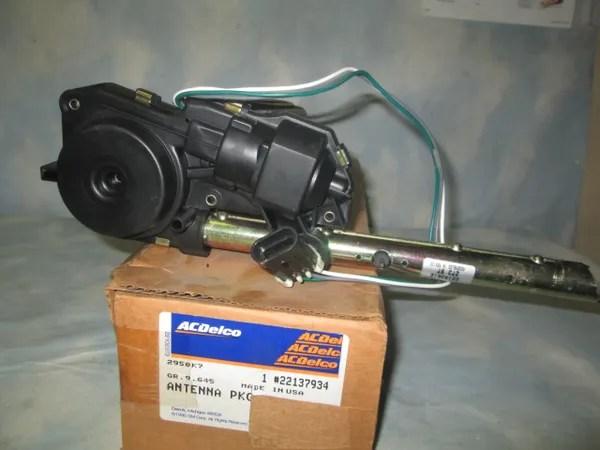 Cadillac Power Antenna Repair