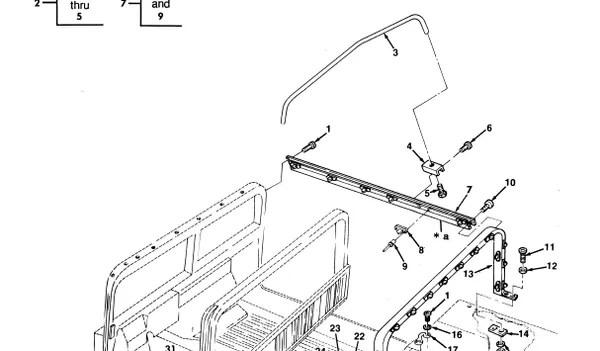 M998 TURNBUTTON FASTENER STUDS XB78323-05001, 5325-00-823
