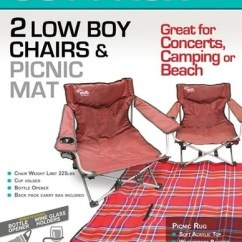 Low Back Chairs For Concerts Hanging High Chair Canada Concert Picnic Set Jewelry
