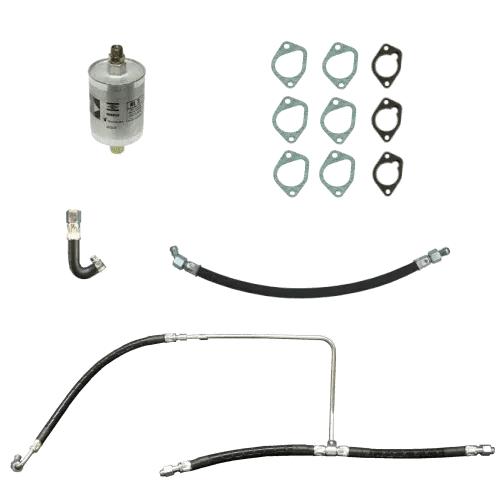 Engine Components-911 Kuehl Replacement Fuel Line Kit For