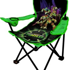 Ninja Turtles Chair Grey Accent With Arms Teenage Mutant Kids Beach Amazing Products