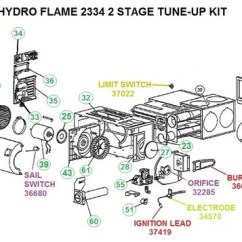 Atwood Rv Furnace Parts Diagram Wds Wiring Model 2334 2 Stage | Pdxrvwholesale