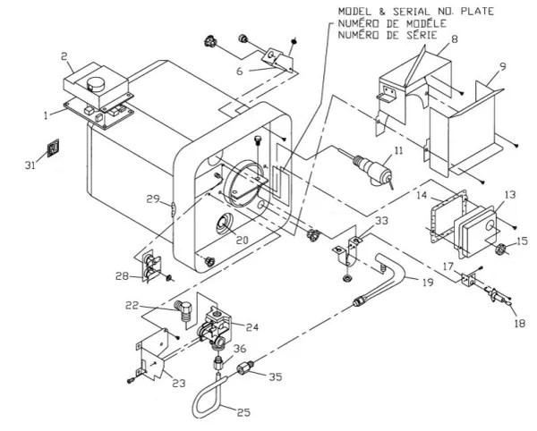 Wiring Diagram For Suburban Rv Water Heater
