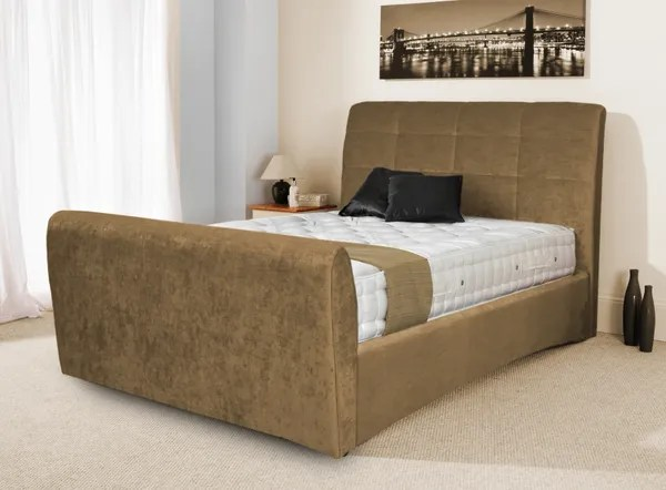 pewter sofa bed corner hestia carnival mibed adjustable frame furmanac hand ...