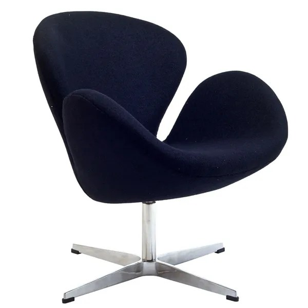 arne jacobsen swan chair wedding chairs alibaba black take 1 designs mid century modern style