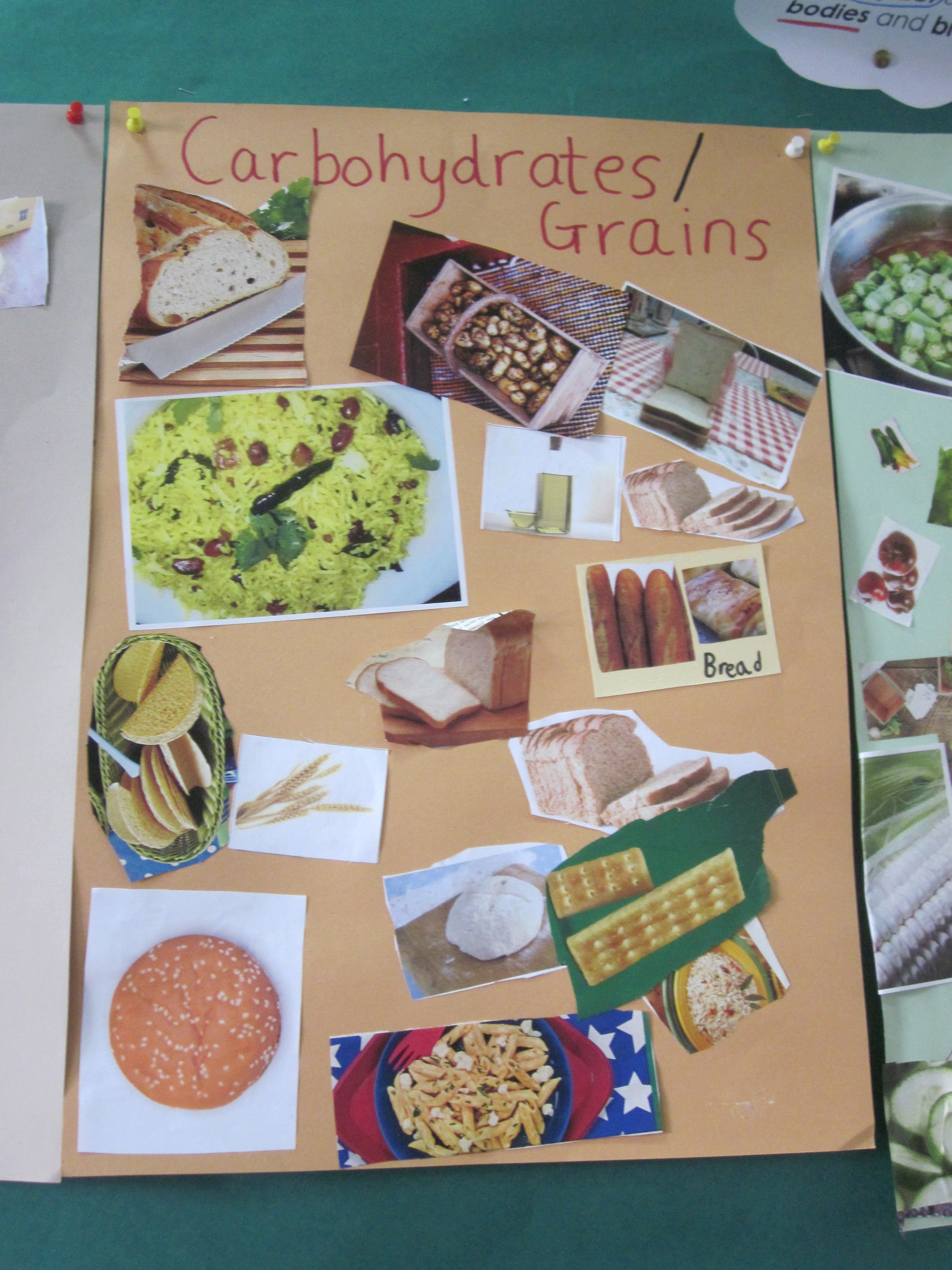 Healthy Choices Food Ist Grade 1