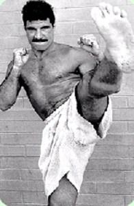 Dennis Alexio Champion Kick Boxer