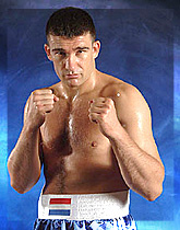 Peter Aerts, Dutch kick boxing champion