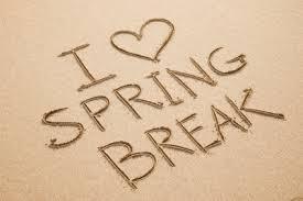 Spring Break — No School