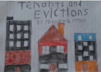 houses tenants and evictions