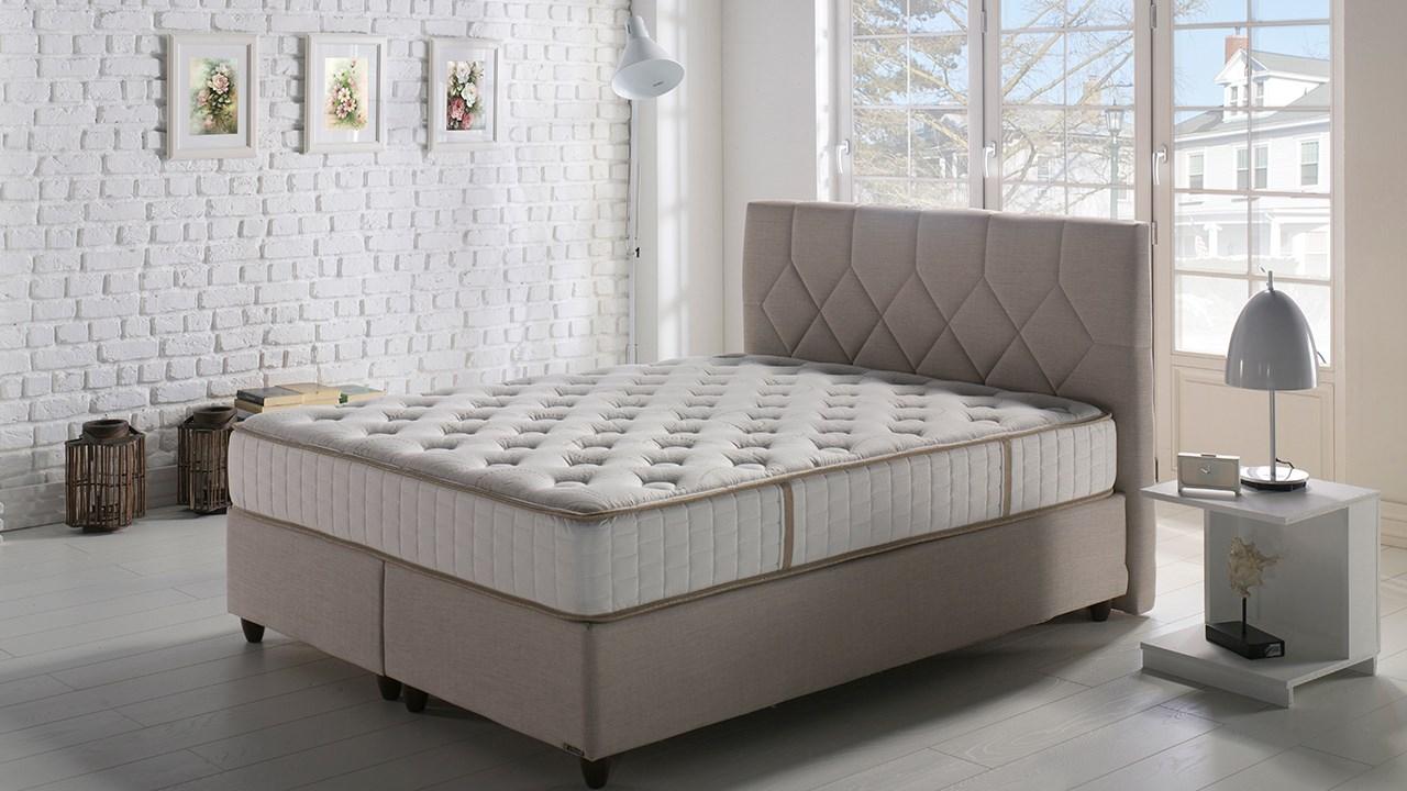 Sleepy Seng Med Opbevaring 140x200 Cm Basic Furniture Aps
