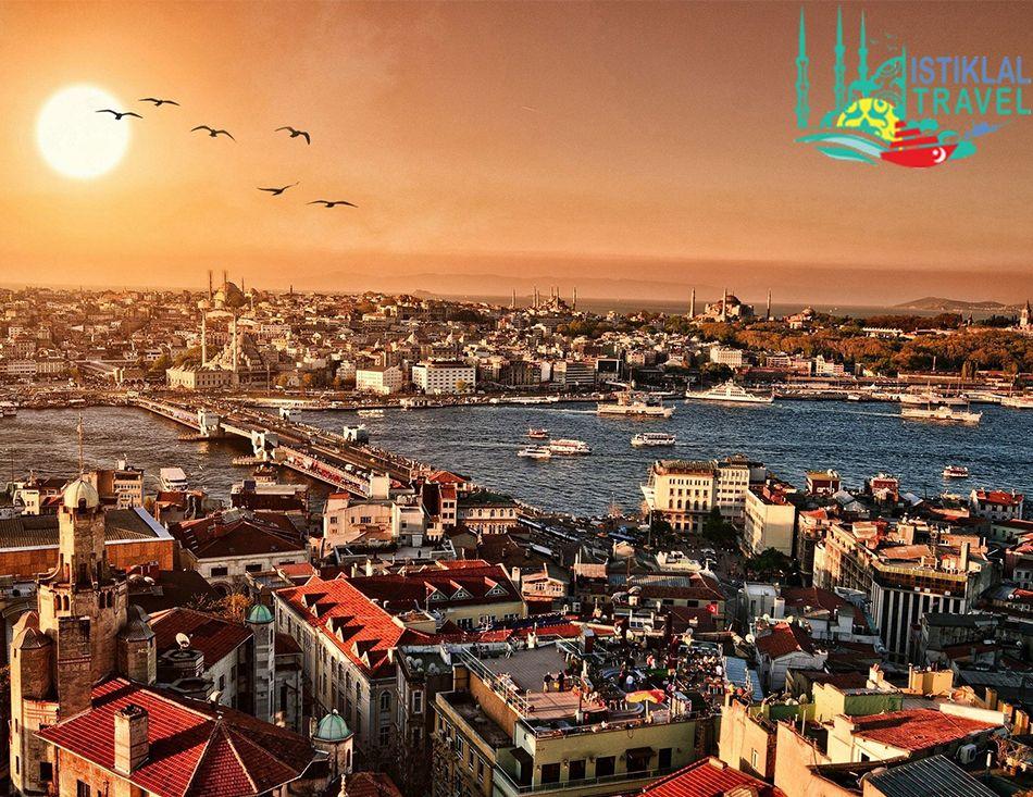 رحلات سياحية في اسطنبول