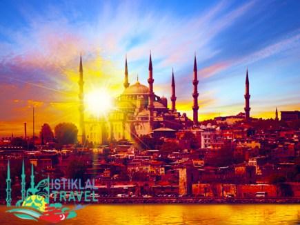 البرامج السياحية في تركيا