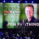 CNN Hero of the Year Pen Farthing Reunites Soldiers with Strays