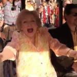 Betty White Gets Flash Mob Surprise for Her 93rd Birthday (VIDEO)