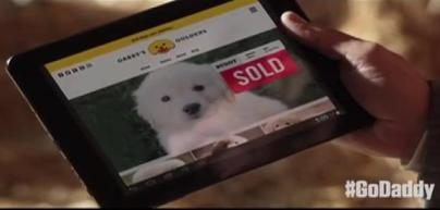 godaddy puppy commercial super bowl