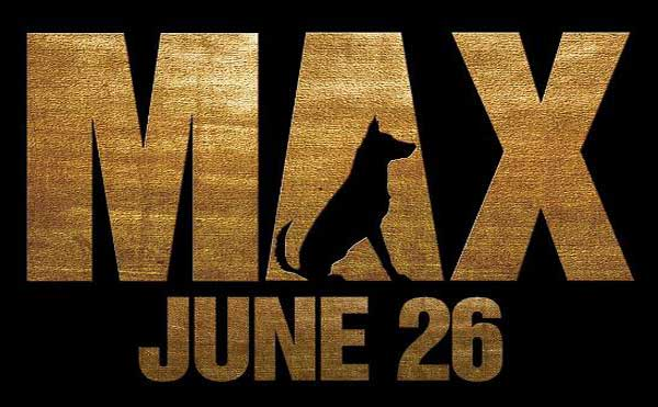 Max movie PTSD military dog