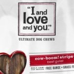 RECALL ALERT: I and Love and You Dog Chews Recall Expands