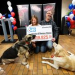 Thanks to Their Dogs, Canadian Couple Wins $14 Million Lottery