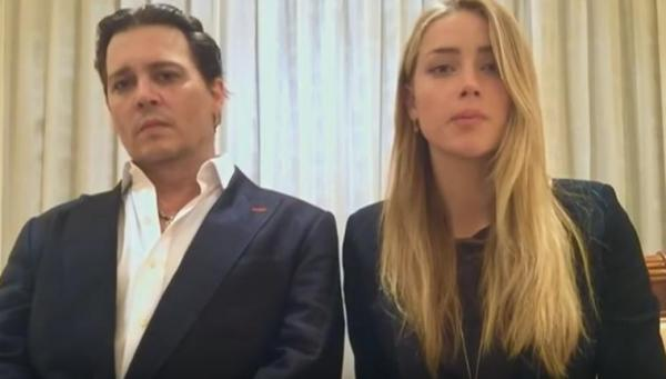 Johnny Depp and Amber Heard apologize for smuggling dogs into Australia