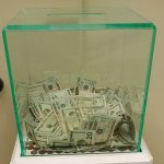 Someone Really Wonderful Put $8,000 in Pasadena Humane Society Donation Box