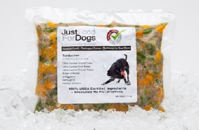 Just Food For Dogs Turducken Recall