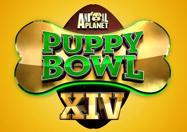Puppy Bowl logo