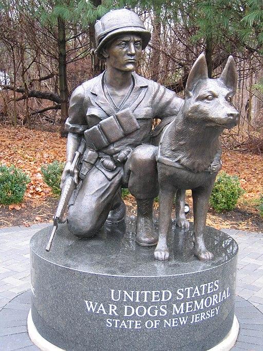 US War Dogs Memorial